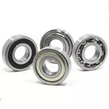 35 mm x 80 mm x 21 mm  ISO 1307K+H307 self aligning ball bearings